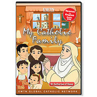 My Catholic Family - Saint Catherine of Siena  - St. Patrick's Gift Shop & Bookstore