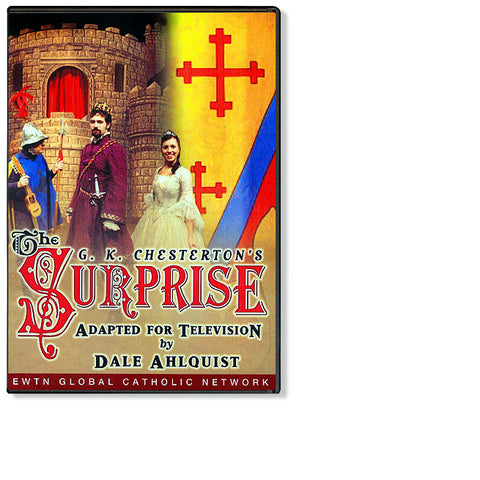G.K. Chesterton's The Surprise  - St. Patrick's Gift Shop & Bookstore