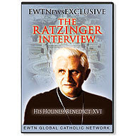 The Ratzinger Interview: His Holiness Benedict XVI  - St. Patrick's Gift Shop & Bookstore