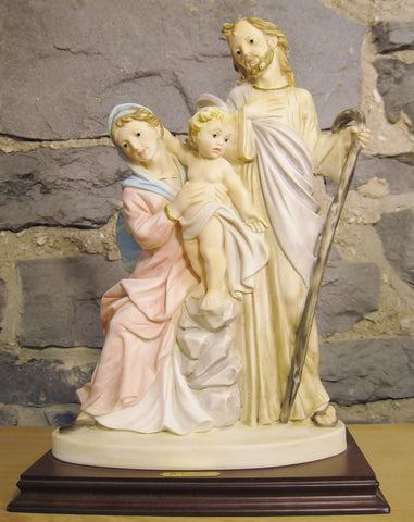 Holy Family - 11 inches  - St. Patrick's Gift Shop & Bookstore