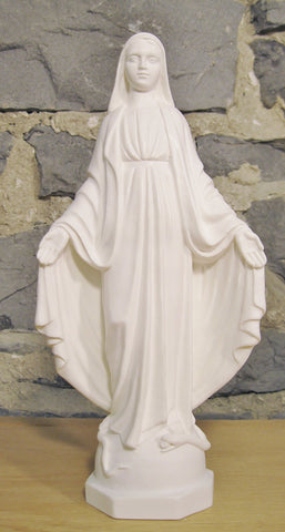 Our Lady of Grace - 11 inches  - St. Patrick's Gift Shop & Bookstore