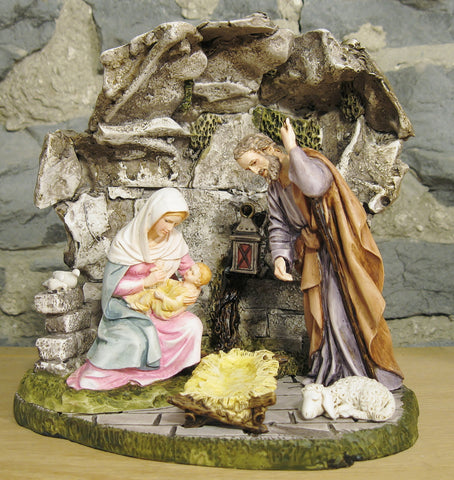 Nativity - 12 inches  - St. Patrick's Gift Shop & Bookstore
