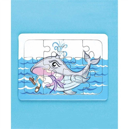 Jonah and the Whale Mini Puzzle  - St. Patrick's Gift Shop & Bookstore