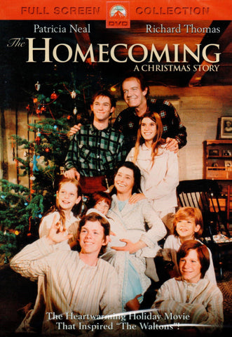 The Homecoming: A Christmas Story  - St. Patrick's Gift Shop & Bookstore