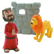 Tales of Glory Biblical Figures: Daniel and the Lion's Den