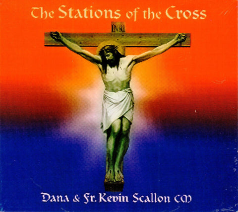 Stations of the Cross CD