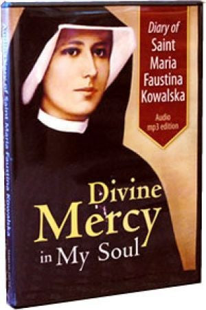 Divine Mercy in my Soul (MP3 Audio Book)  - St. Patrick's Gift Shop & Bookstore