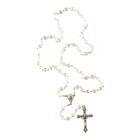 Madonna and Child Rosary Gift Boxed
