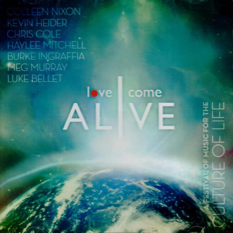Love Come Alive