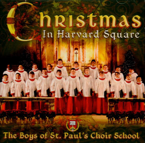 Christmas in Harvard Square  - St. Patrick's Gift Shop & Bookstore