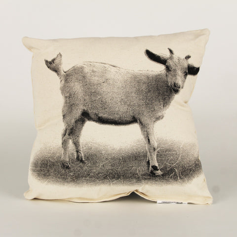 Baby Goat Pillow