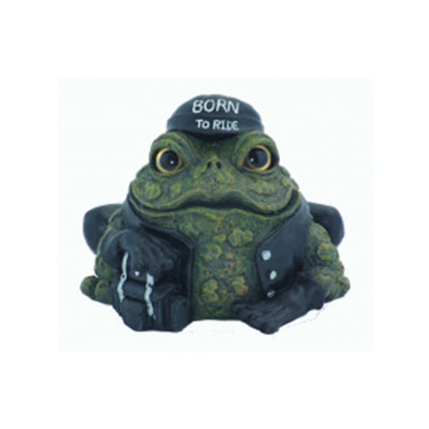 Born to Ride Biker Toad