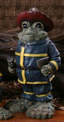 Fireman Standing Toad