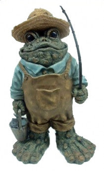 Fisherman Standing Toad
