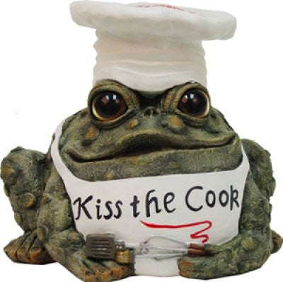 Kiss to Cook Toad
