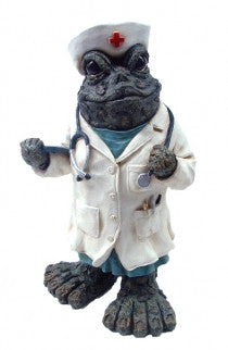 Nurse Standing Toad