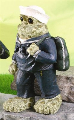 Sailor Standing Toad