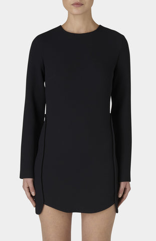 NANUSHKA Black Kia Dress - Pho. London