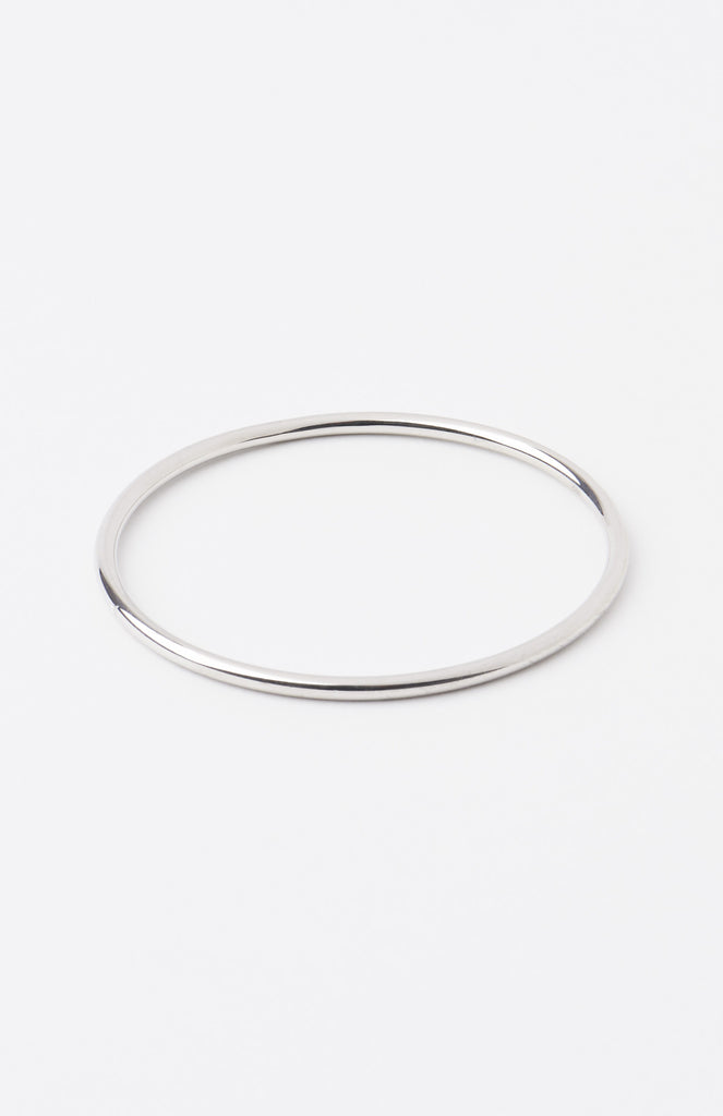 TOM WOOD Sterling Silver Bangle Bracelet - Pho. London