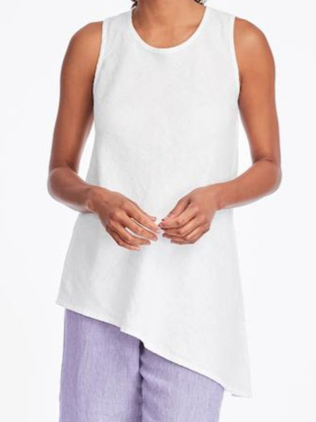 Airy Tunic (in Lily) + Pants For All (in Lilac Stria)