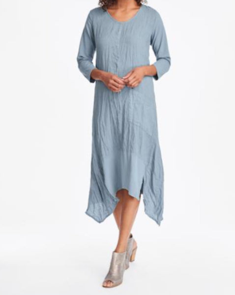 Out And About Dress (shown in Blue Corn)