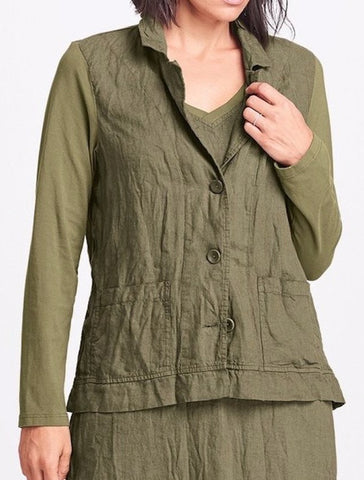 Rebel Jacket (shown in Olive)