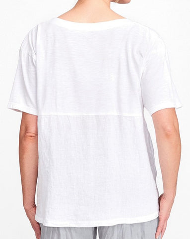 S/S Lunar Top (Final Sale) (Vintage Urban)