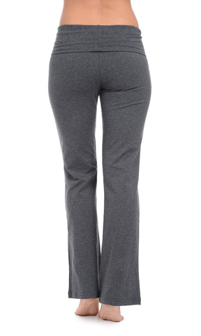 Faith's Foldover Yoga Pant