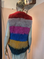 FOX MULTICOLOR VEST