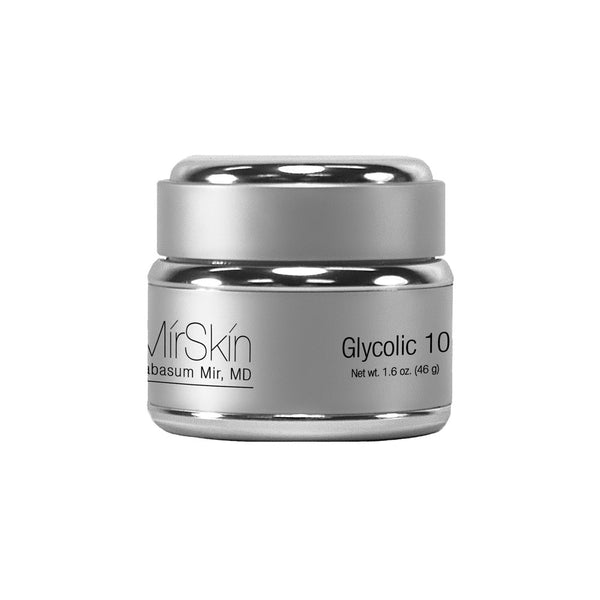 MirSkin Glycolic 10 Cream