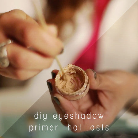 Dr. Tabasum Mir - DIY Eyeshadow Primer That Lasts
