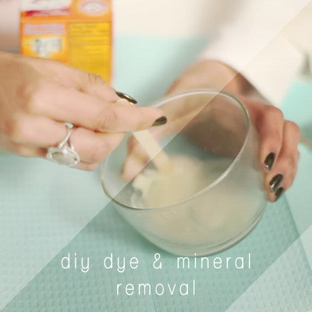 Dr. Tabasum Mir - DIY Dye & Mineral Removal