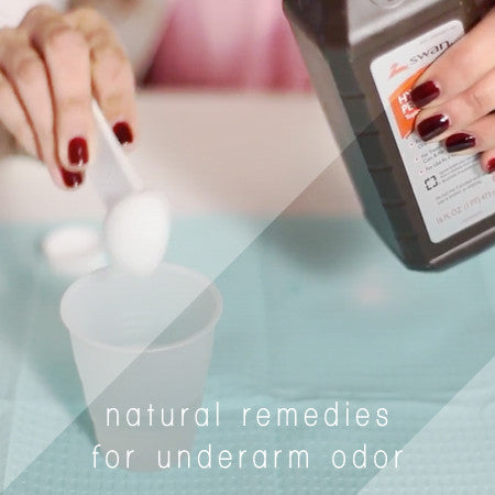 Dr. Tabasum Mir - Natural Remedies for Underarm Odor