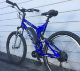 022 Used Specialized FSR with 750 watt motor and NuVinci Hub