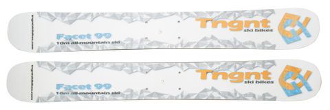 074 pair Tngnt 99cm twin tip skiboards (ships separately direct from Tngnt)