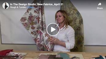 In The Design Studio New Fabrics
