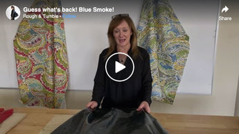 Guess what's back! Blue Smoke!