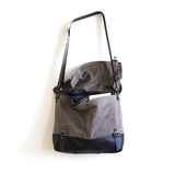 crossbody adjustable messenger unisex waxed canvas laptop