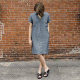 raglan shirt dress