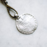 R&T Vintage Coin Necklace