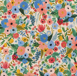 Rifle Paper Co. | garden party blue | swatch