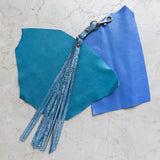 articulated tassel | roomy | 12""