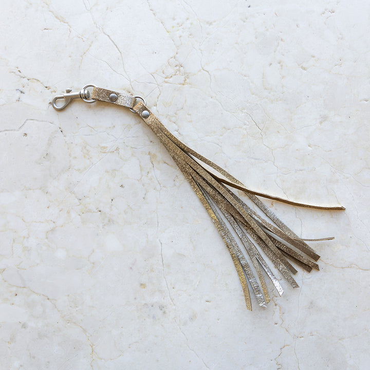 articulated tassel | roomy | 12