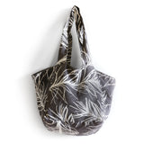 Boothbay tote | fully lined in picholine