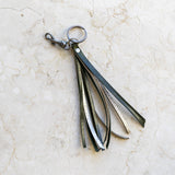 key carry tassel | single