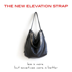 new | strap elevation