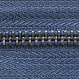light navy | antique | zipper swatch
