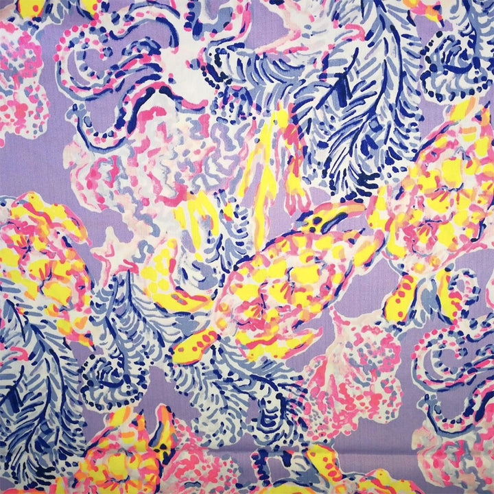 Lilly Pulitzer | so snappy | swatch