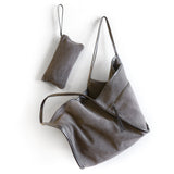 Lorna Set | with matching leather clutch