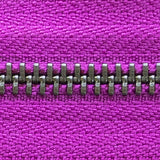 magenta | antique | zipper swatch